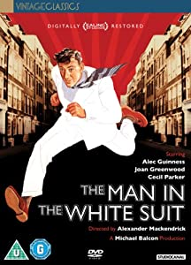 The Man In The White Suit [DVD] [1951]
