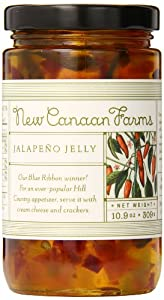 New Canaan Farms Jalapeno Jelly, 8 Ounce