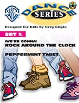 WB Dance Set 1: (We're Gonna) Rock Around the Clock / Peppermint Twist (Book & CD) (WB Dance Series)