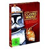 """Star Wars: The Clone Wars - Die komplette erste Staffel (4 DVDs, Giftset)von """"Dee Bradley Baker"""""""