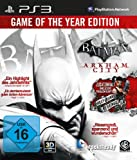 Batman - Arkham City - GOTY (PS3)