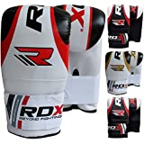 Bag Mitts Boxing Gloves Grappling Punch MMA UFC-Color Black, Red, Pink