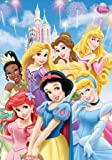 GB eye 47 x 67 cm Disney Princess Castle 3d Lenticular Poster, Assorted