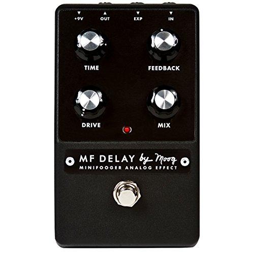 Moog Mf Delay Minifooger Pedal front-310637