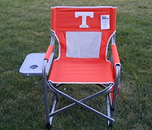 Rivalry Distributing Tennessee Volunteers NCAA Ultimate Directors Chair by Rivalry Distributing