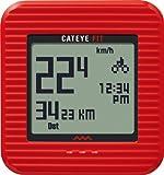 キャットアイ(CAT EYE) CC-PD100W CAT EYE FIT レッド
