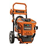 Generac 6602 OneWash 4-In-1 PowerDial 3,100 PSI 2.8 GPM 212cc OHV Gas Powered Residential Pressure Washer