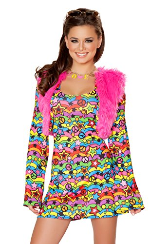 J. Valentine Women's Shaggy Chic Costume