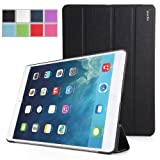 Poetic Slimline Case for Apple iPad Air (5th Generation iPad) Black (3 Year Manufacturer Warranty From Poetic)