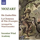 Mozart: Magic Flute (The) / La Clemenza Di Tito (Arr. For Wind Ensemble)