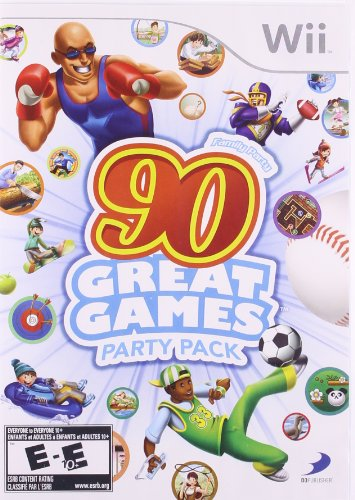 Family Party 90 Great Games - Nintendo Wii - 1
