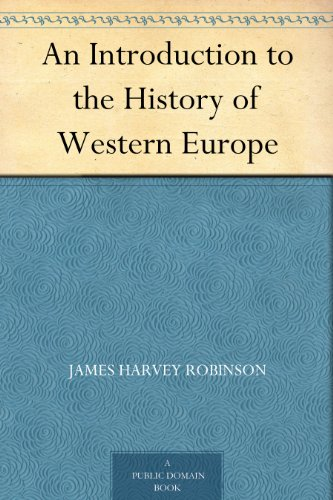 An introduction to the history of the european settlers