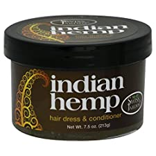 Swiss Jardin Hair Dress & Conditioner, Indian Hemp, 7.5 oz (213 g)