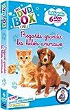 echange, troc Regarde grandir les bébés animaux integrale 6 DVD