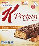Kellogg's Special K Special K Protein Meal Bars - Chocolate Peanut Butter - 1.59 oz - 6 ct