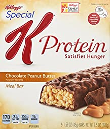 Kellogg\'s Special K Special K Protein Meal Bars - Chocolate Peanut Butter - 1.59 oz - 6 ct