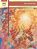 img - for Our Great God: 11 Inspiring Arrangements of Timeless Hymns (Sacred Performer Collections) book / textbook / text book