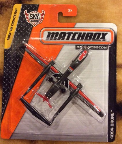 2013 Matchbox MBX Sky Busters SB94 Drone - 1