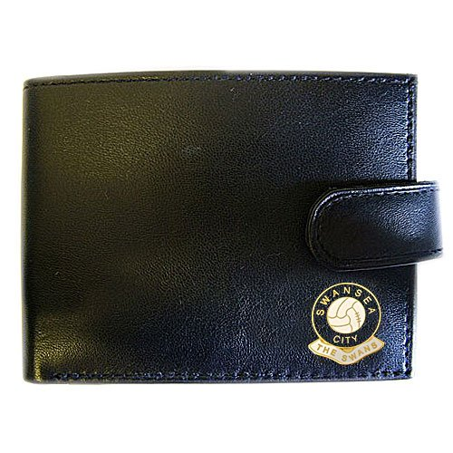 Swansea City Football Club Genuine Leather Wallet