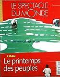 SPECTACLE DU MONDE (LE) [No 512] du 01/05/2005 - la d'occasion  Livré partout en France