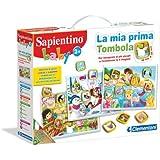 Clementoni - 12891 - Sapientino Baby La Mia Prima Tombola
