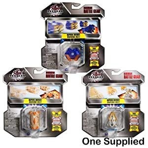 Bakugan Gundalian Invaders Bakugan Battle Gear - RANDOM