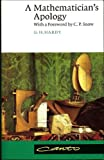 img - for A Mathematician's Apology by Hardy,G. H.. [1992] Paperback book / textbook / text book