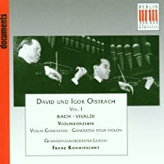 Concerto for 2 Violins & Orchestra in D Minor BWV 342: 2. Largo ma non tanto