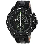 Victorinox Swiss Army Alpnach Chronograph Black Dial Mens Watch 241527 from Victorinox