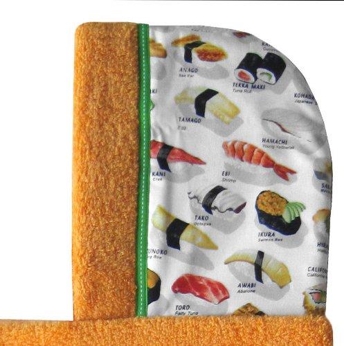 Baby Beach Towel With Hood
