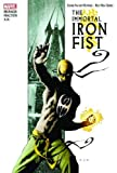 img - for Immortal Iron Fist Fraction Brubaker Aja Omnibus HC book / textbook / text book