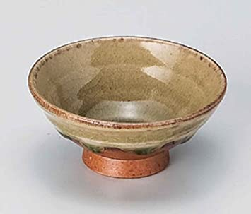 vidro ensemble ensemble de 2 petit bols brown ceramic originale originale japonaise. Black Bedroom Furniture Sets. Home Design Ideas