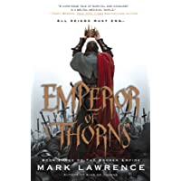 Emperor of Thorns by Mark Lawrence – Review