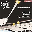 English Suites Nos. 2 & French Suite No. 6