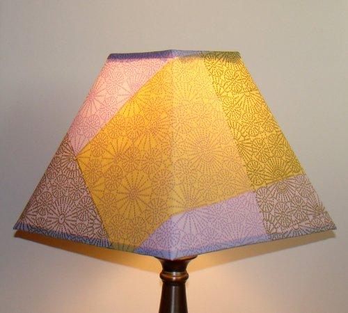 Custom Made Marimekko Kioto Lamp Shade