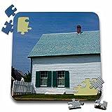 Danita Delimont - Prince Edward Island - Prince Edward Island, Anne of Green Gables home-CN09 CMI0158 - Cindy Miller Hopkins - 10x10 Inch Puzzle (pzl_74492_2)