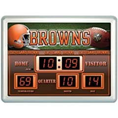 Buy Team Sports America NFL Team Scoreboard by Team Sports America