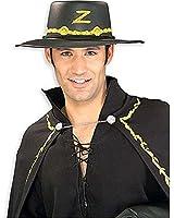 Adult Eva Zorro Hat - Adult Std.