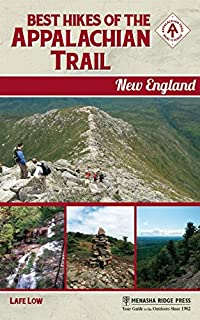 Book Cover: Best Hikes of the Appalachian Trail: New England