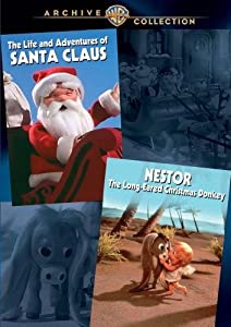 Life And Adventures Of Santa Clausnestor The Christmas Donkey Double Feature from Warner Bros.