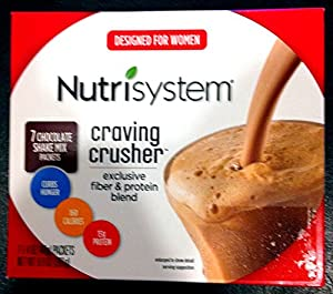 What is in nutrisystem shakes