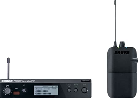 Systèmes ear monitors SHURE P3TER-K3E