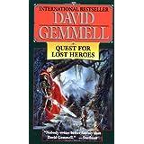 """Quest for Lost Heroes (Drenai Saga)von """"David Gemmell"""""""