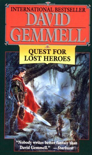 Quest for Lost Heroes (The Drenai Saga, #4)