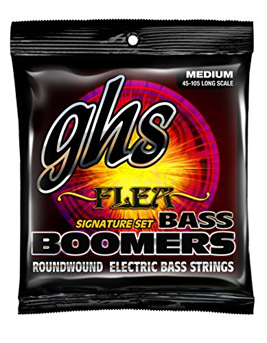 ghs-m3045f-flea-signature-boomers-bass-string-set
