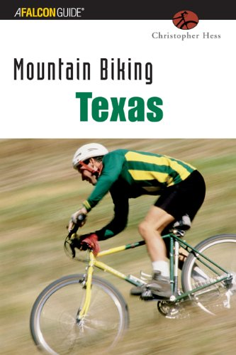 Mountain Biking Texas (State Mountain Biking Series)
