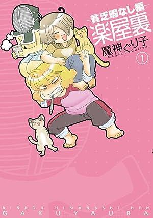 楽屋裏ー貧乏暇なし編ー 1 (IDコミックス ZERO-SUMコミックス)