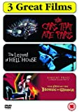The Cars That Ate Paris / The Legend of Hell House / The Fall Of The House Of Usher [DVD]