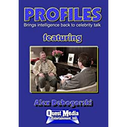 PROFILES Featuring Alex Debogorski