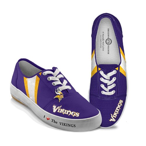 Minnesota Vikings Tennis Shoes